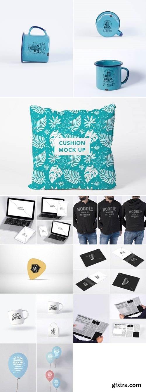 Mockup Bundle 4
