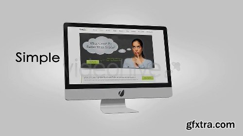 Videohive iResponsive - Advertise Your Website or Business 4287295