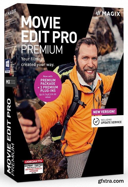 MAGIX Movie Edit Pro 2020 Premium 19.0.2.58 (x64) Multilingual