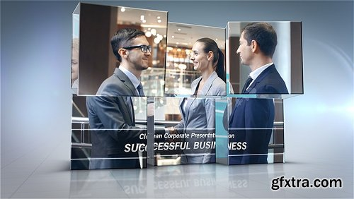 Videohive Successful Business - Clean Corporate Presentation 10338601