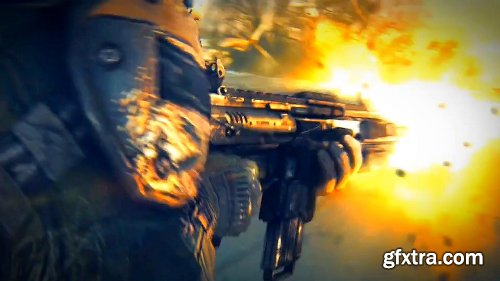 Videohive Cinematic Movie Trailer 14296744