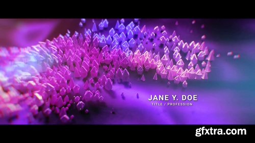 Videohive Abstract Opener | Title Sequence 21535540
