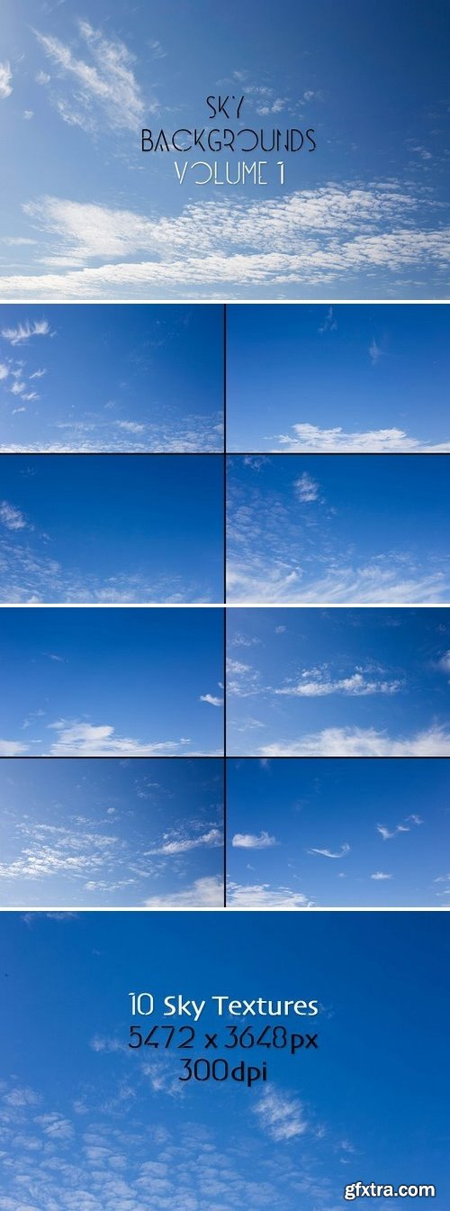 CM - Sky Backgrounds Vol. 1 1800155