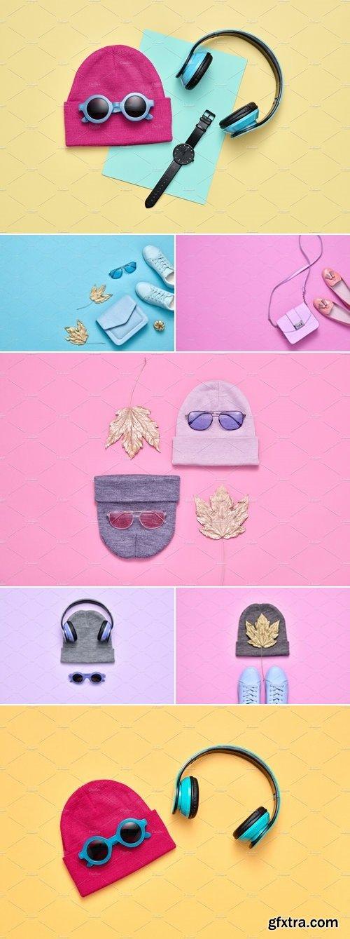 Stock Photos - Autumn Fashion Object