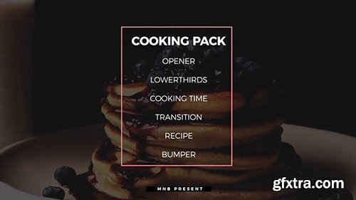 Cooking Pack 109813