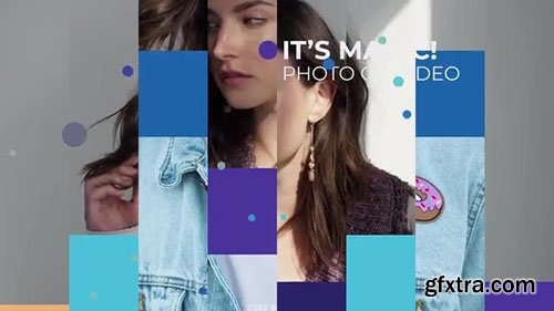 Media Opener Slideshow - After Effects 114252