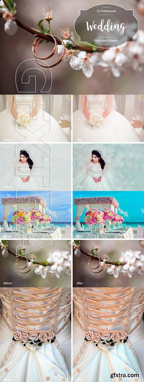 CreativeMarket - Wedding Lr Presets 2943778