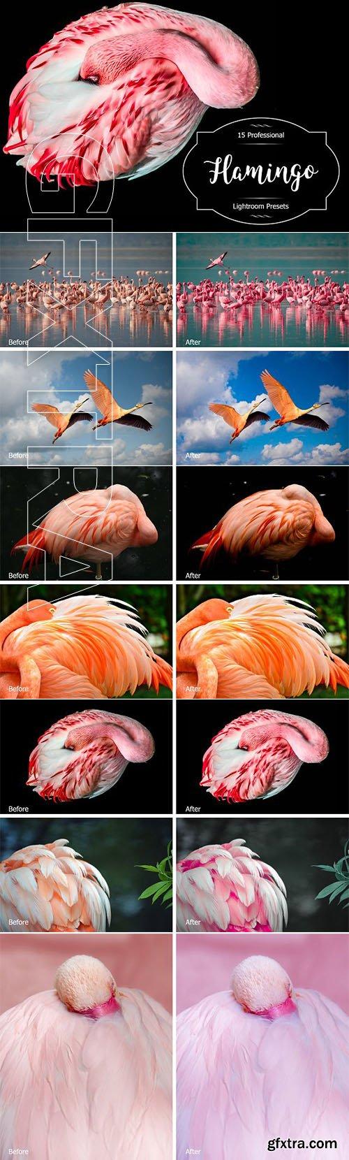 CreativeMarket - Flamingo Lr Presets 2941375