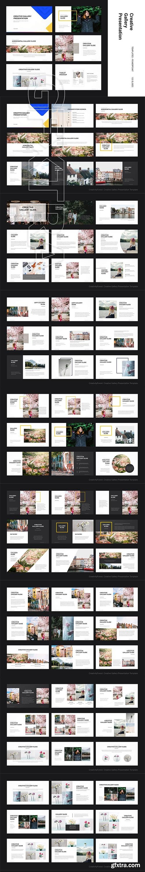 Presentation templates page 3 creativemarket creative gallery powerpoint template 2824603 toneelgroepblik Image collections