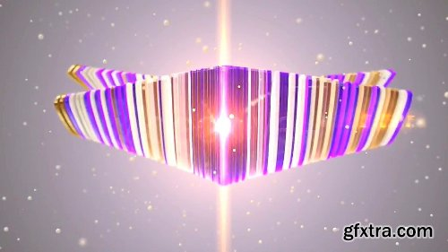 Videohive Layered Logo Text Element 3d Opener 5012432
