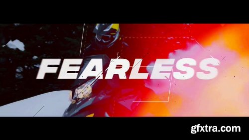 Videohive Powerful Trailer 21434332
