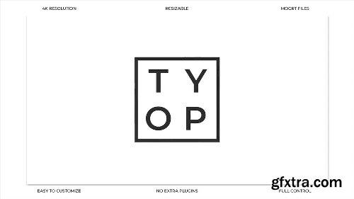 Videohive Typo 22377096
