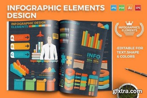 Infographic Flat Design 2