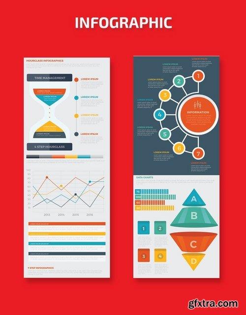 Infographics Template Design 5