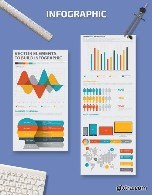 Infographics Template Design 3