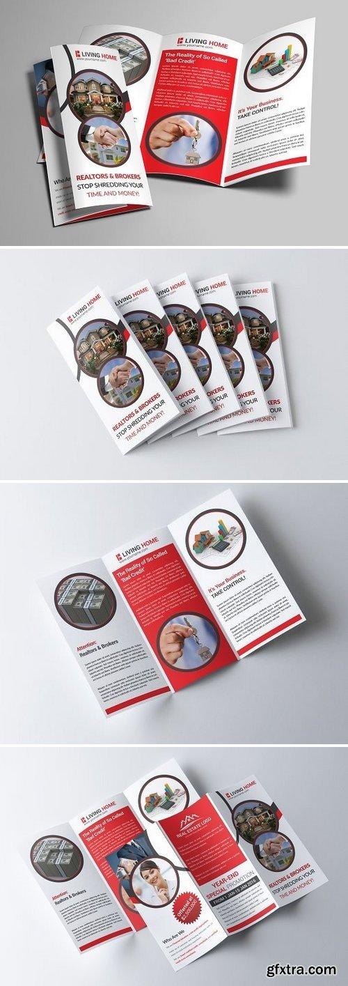 CM - Real Estate Trifold Brochure 1230845