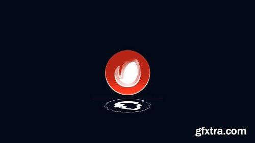 Videohive Water Minimal Dawn Midnight Logo Openers 3 in 1 10769770