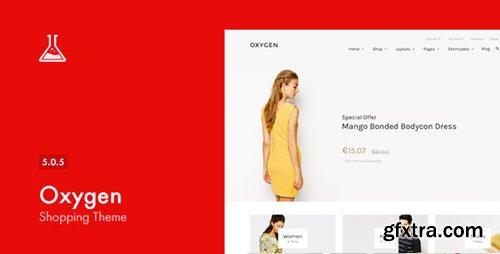 ThemeForest - Oxygen v5.0.5 - WooCommerce WordPress Theme - 7851484