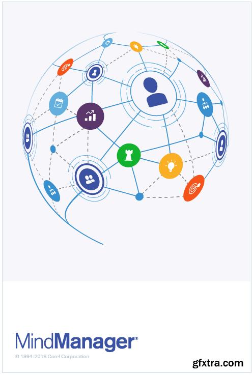 Mindjet MindManager 2019 v19.0.300 Multilingual