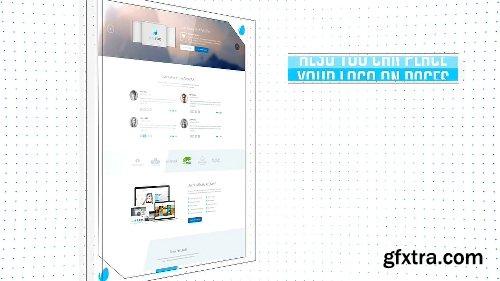 Videohive Clean Website Presentation 2 in 1 10941864