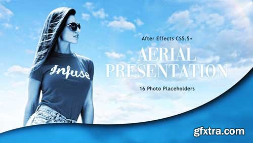 Aerial Presentation - After Effects 113770