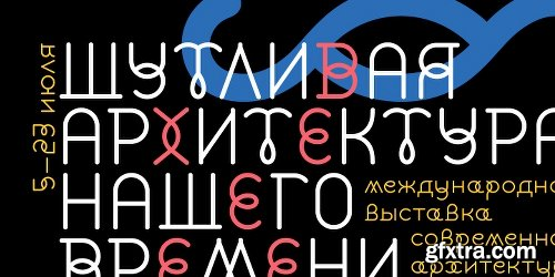 Flox Rounded Font Family - 2 Fonts
