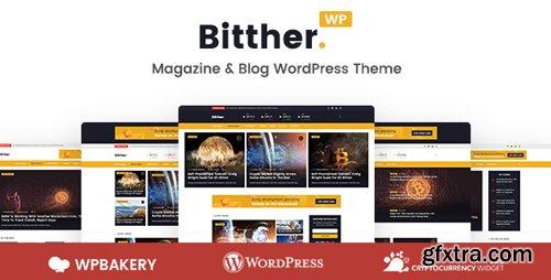 ThemeForest - Bitther v1.0.3 - Magazine and Blog WordPress Theme - 22177641
