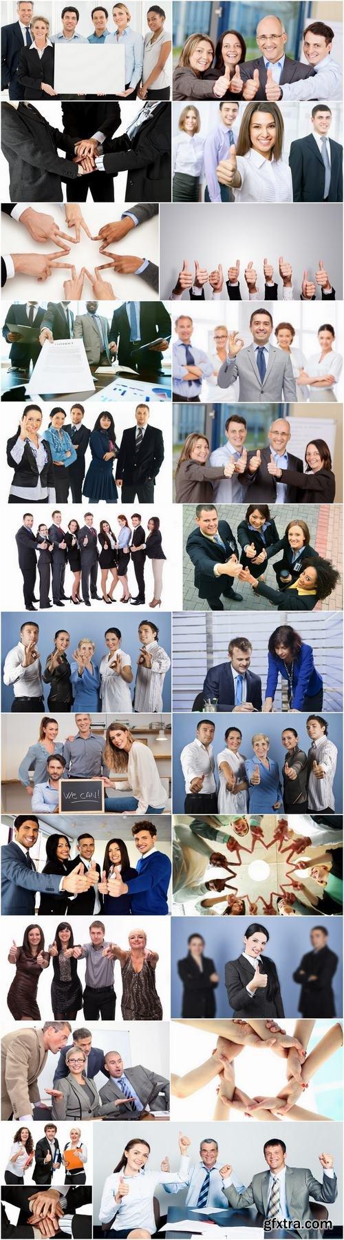 Teamwork businessman business woman friendship 25 HQ Jpeg