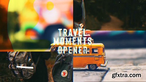 Videohive Travel Moments Opener 21699362