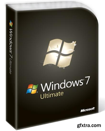 Windows 7 SP1 Ultimate X64 OEM ESD en-US September 2018