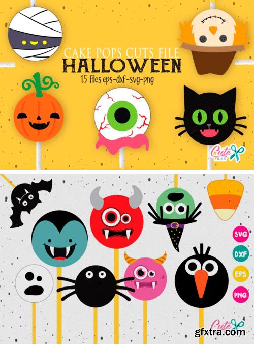 15 Halloween Candy Designs