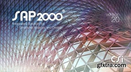 CSI SAP2000 version 20.2.0