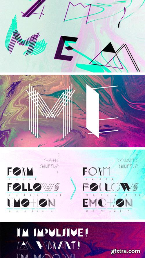 MeM Font Family