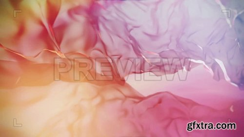 Colorful Sheer Cloth Background 107622