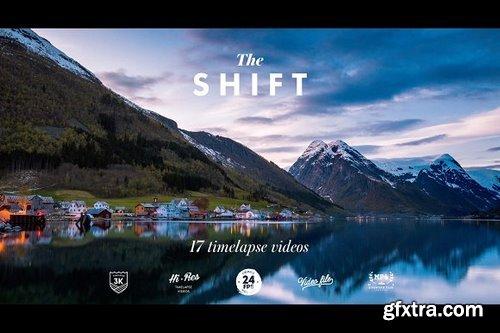 CM - The Shift - timelapse videos 323493