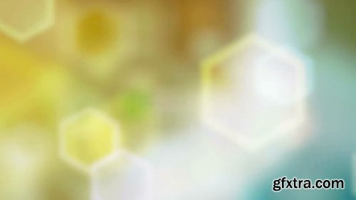 Videohive Ambient Bokeh Logo Reveal 9283530