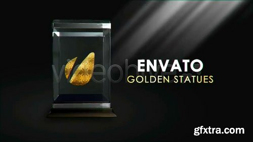 Videohive Golden Statues 3524338