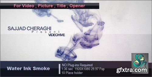 Videohive Water Ink Smoke 1722263