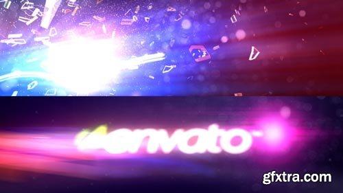Videohive - Backward Logo Timelapse - 3083352