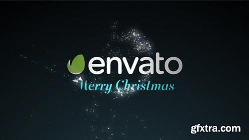 Videohive - Wishing Star Particle Logo - 9631348