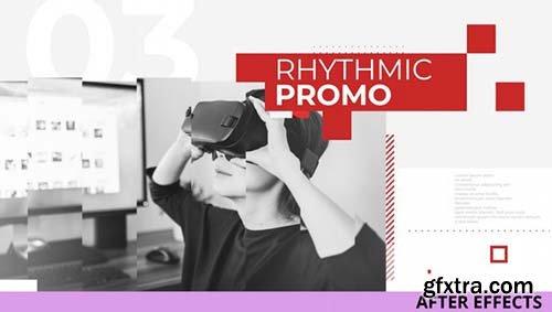 Rhythmic Promo - After Effects 114309