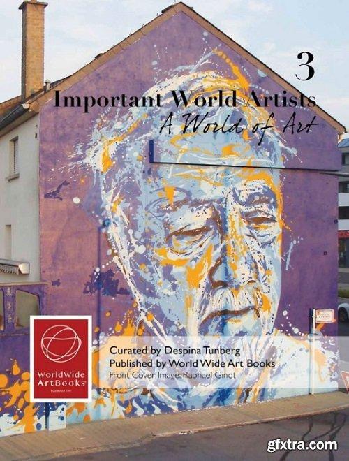 Important World Artists - Volume 3 2018
