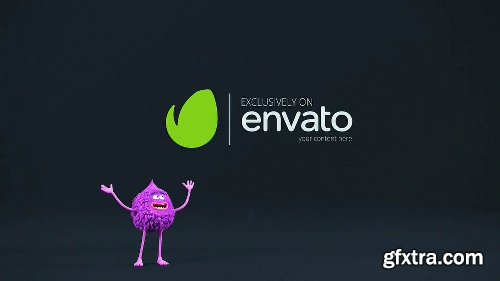Videohive Victor Promotes - 3D Character Animation 22235525