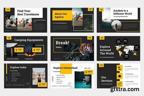 Volative Powerpoint Google Slides and Keynote Templates