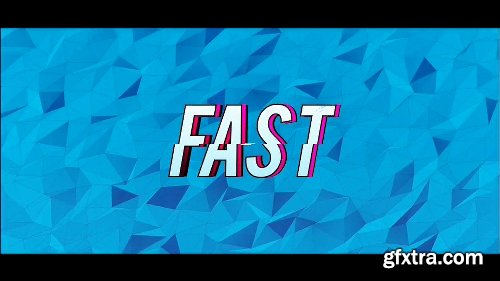 Videohive Abstract Fast Opener 22038150