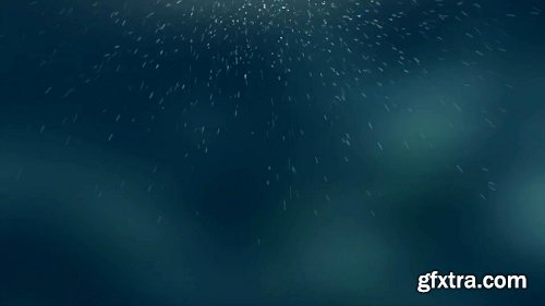 Videohive Pouring Particles 11404921