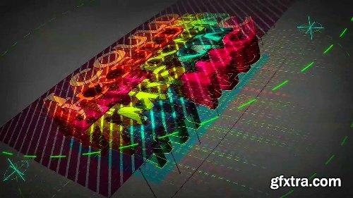 Videohive Blueprint Logo Revealer 6791201