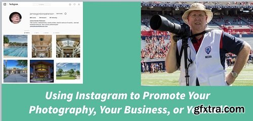 Using Instagram to Promote Your Photography, Your Business, or Yourself