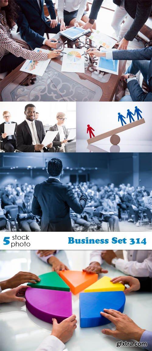 Photos - Business Set 314