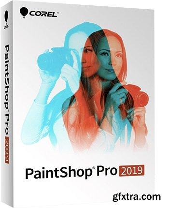 Corel PaintShop Pro 2019 v21.1.0.8